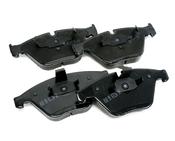 BMW Brake Pad Set - Akebono EUR918