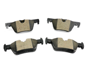 BMW Brake Pad Set - Genuine BMW 34206873094