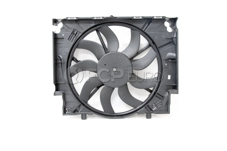 BMW Cooling Fan Assembly - Mahle Behr 17427603658