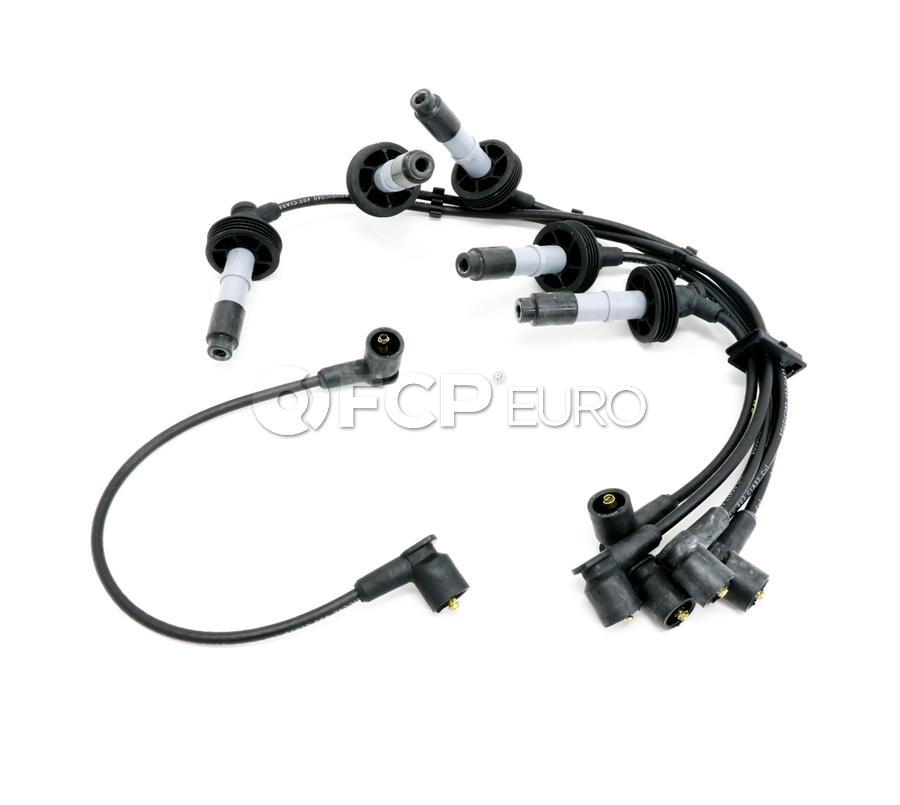 Volvo Spark Plug Wire Set - Bougicord 9135700