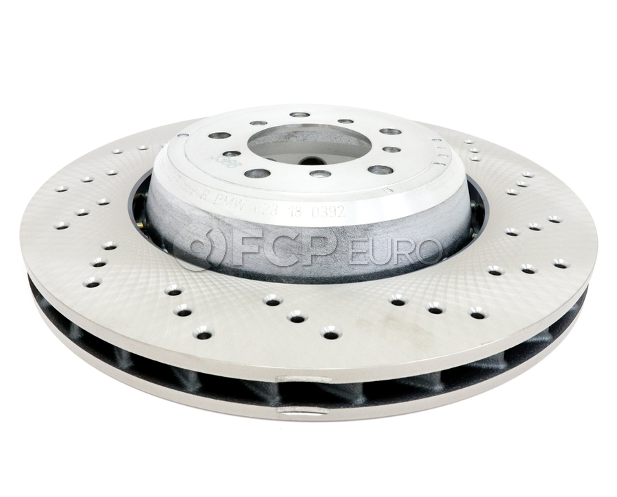 BMW Brake Disc - Genuine BMW 34112283802