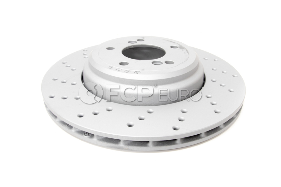 BMW Brake Disc - Zimmermann 34212283803