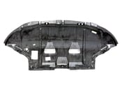 Audi Engine Belly Pan - Genuine VW Audi 8E0863821AL