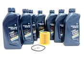BMW 0W30 Oil Change Kit - 11427953129KT2