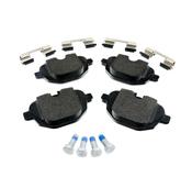 BMW Brake Pad Set - Textar 2456101