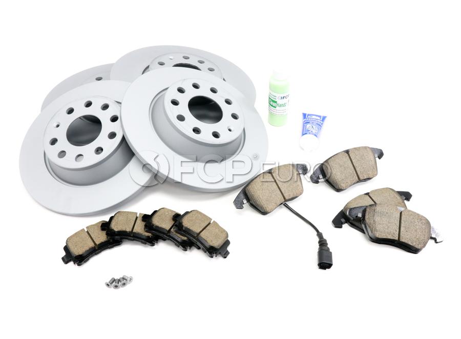 Rear Ceramic Brakes For VW Volkswagen CC Passat Front
