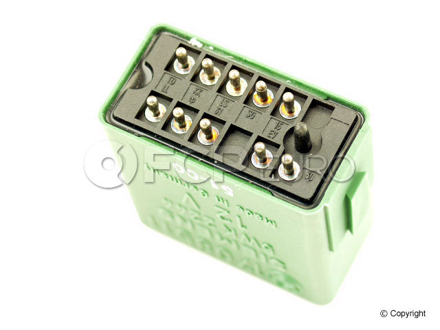 BMW Change Over Relay (10 Pin) - Genuine BMW 13411708511