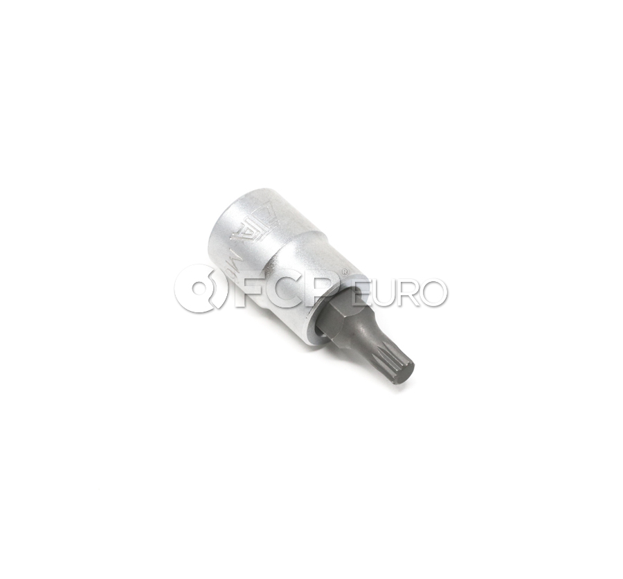 Audi VW Triple Square Bit Socket (6mm) - CTA 8511