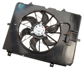 Mercedes Auxiliary Fan - ACM 0015003593