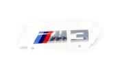 BMW Adhered M3 Emblem - Genuine BMW 51148041901