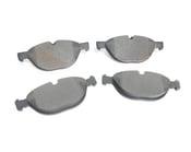 BMW Brake Pad Set - Textar 2417201