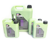 Mercedes Oil Change Kit 5W-40 - Liqui Moly Molygen 0001803009.9L