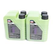 Mercedes Oil Change Kit 5W-40 - Liqui Moly Molygen 2781800009.9L.V1