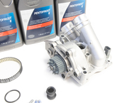 VW Water Pump Kit - Rein KIT-539689