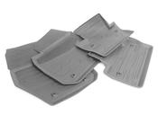 Volvo Rubber Floor Mat Set - Genuine Volvo 39828878