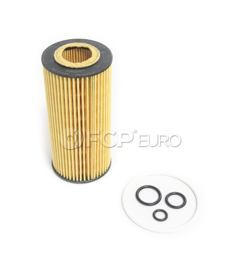 Mercedes Engine Oil Filter - Hengst 2751800009