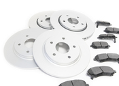 VW Brake Kit - Akebono 539294