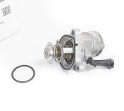 Mercedes Thermostat Kit - Genuine Mercedes 1562030475