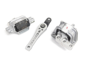 VW Engine Mount Kit - Corteco KIT-538684