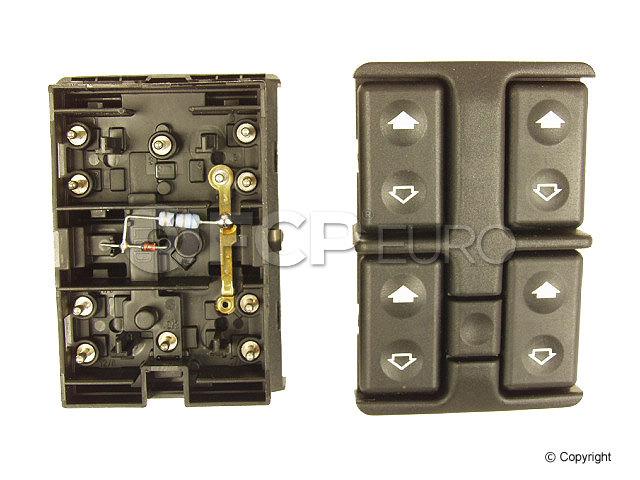 BMW Window Switch Panel - Genuine BMW 61311379075