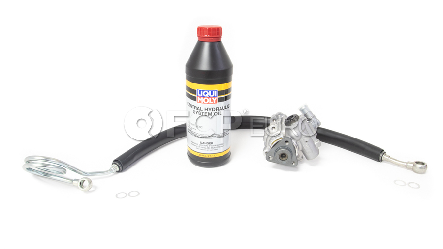 Audi VW Power Steering Pump Kit - Bosch 8D0145156K