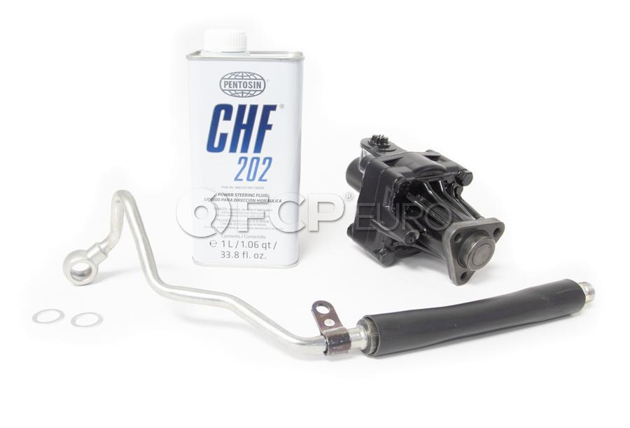 Audi VW Power Steering Pump Kit - Meyle 048145155FX