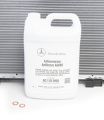 Mercedes Radiator Replacement Kit - Nissens 2025003203