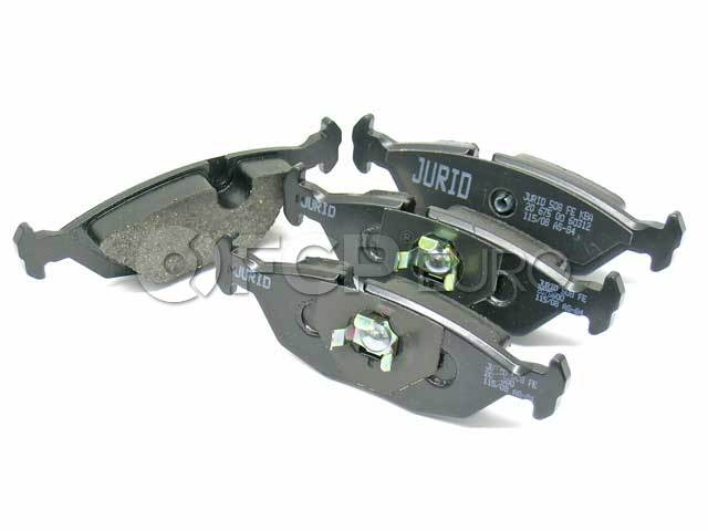 BMW Brake Pad Set - Jurid 34211157925