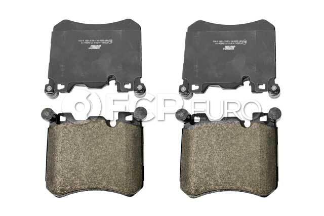 BMW Brake Pad Set - Jurid 34116799964