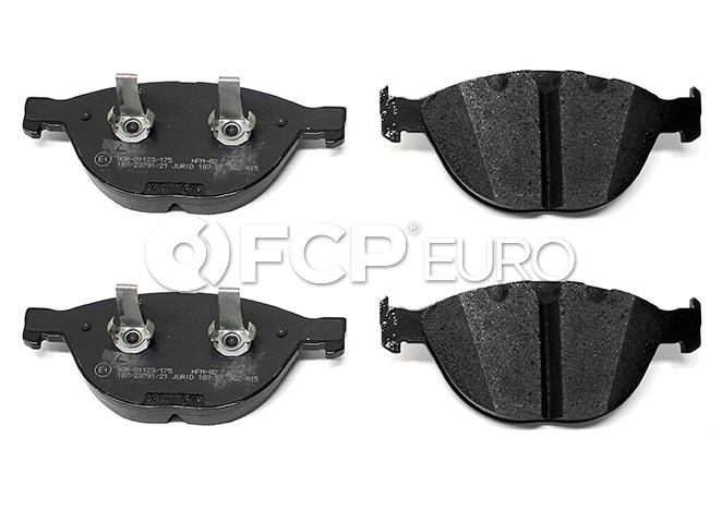 BMW Brake Pad Set - Jurid 573150J