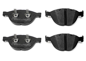 BMW Brake Pad Set - Jurid 573150J