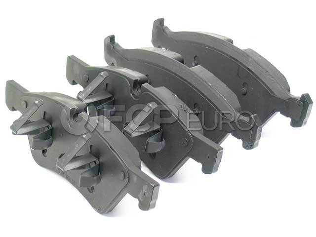 Mercedes Brake Pad Set - Jurid 1644202220