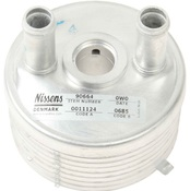 VW Auto Trans Oil Cooler - Nissens 09G409061