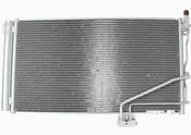 Mercedes A/C Condenser - Nissens 1715000354
