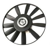 VW Engine Cooling Fan Motor - Nissens 357959455L
