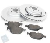 BMW Brake Kit - Genuine BMW 34116785675KTFR
