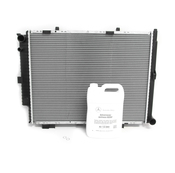 Mercedes Radiator Replacement Kit - Nissens 2105001203