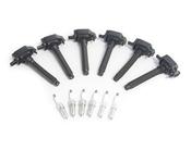 VW Direct Ignition Coil Kit  - Bosch/NGK 7B0905715C