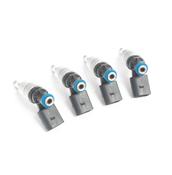 Audi Fuel Injector Service Kit - Bosch 06F906036FKT