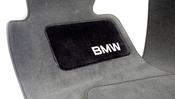 BMW Carpeted Floor Mats set of 4 Anthracite - Genuine BMW 82110026591