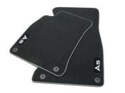 Audi Floor Mat Set - Genuine Audi VW 8T1061275MNO