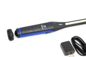 650 Lumen Rechargeable LED Slim Light W/Top Flashlight - Astro Pneumatic 65SL