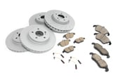 Mercedes Brake Kit - Akebono 0074205820