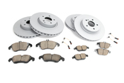Mercedes Brake Kit- Akebono 0074205820
