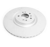 Mercedes Brake Disk Front - Pagid 1644210612
