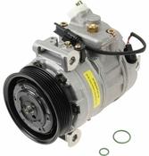 BMW A/C Compressor - Nissens 64529122618