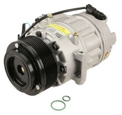 BMW A/C Compressor - Nissens 64529205096