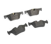 BMW Brake Pad Set - Genuine BMW 34216873093