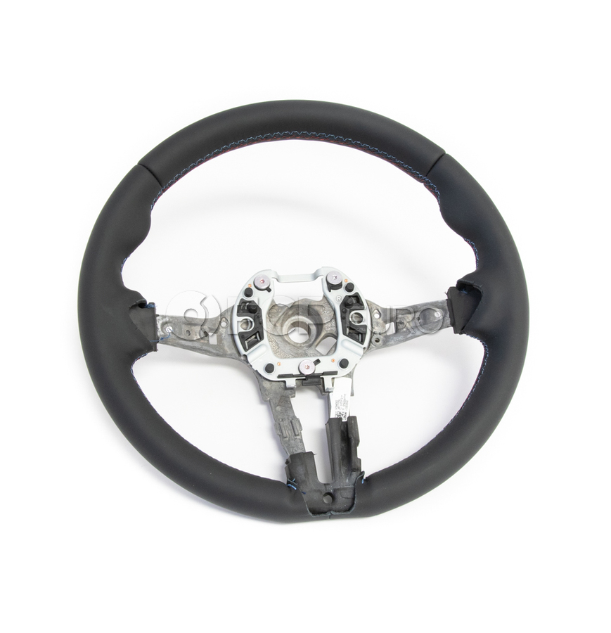 BMW M Sports Steering Wheel Leather - Genuine BMW 32307846034