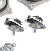 BMW Comprehensive Engine Mount Kit - Corteco 22116859414KT